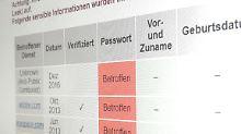 Zugangsdaten gestohlen: Das sollten alle Internetnutzer jetzt wissen