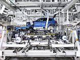 Bosch bremst Absatz daheim: BMW weltweit gefragt wie nie