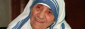 Geistiges Eigentum der Nonnen: Mutter Teresas Sari ist geschützt