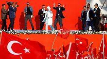 Ein Jahr nach dem Putschversuch: Wie Erdogan den Coup zu nutzen wusste