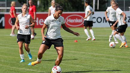 Frauenfußball Deutschland Heute
