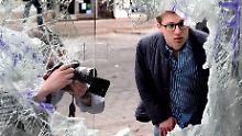 Straftäter unter Journalisten: Bundesregierung verteidigt G20-Sperre