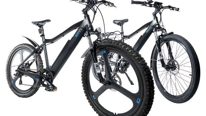 Gut sehen die E-Bikes von IO Hawk aus, was sie taugen, müssen sie aber erst noch zeigen.