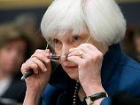 Börse reagiert erleichtert: Yellen kündigt moderate Zinserhöhung an