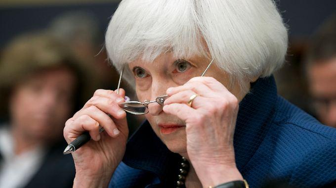 Yellen erfreut die Anleger.