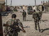 Elitekämpfer in Rakka: US-Soldaten im Zentrum der IS-Hauptstadt
