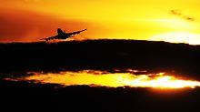 Hitze erschwert Starts: Erderwärmung hält Flugverkehr am Boden