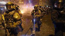"""SEK-Chef über G20-Einsatz: """"Dann war Stille im Schanzenviertel"""""""