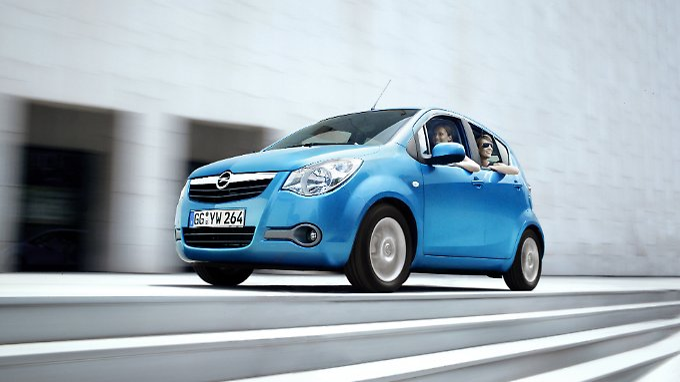 Zwischen 2008 und 2014 hat Opel den Agila B in Deutschland verkauft.