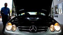 Sorge um deutschen Ruf: Daimler versetzt Bund in Alarmstimmung