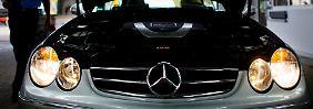 Sorge um deutschen Ruf: Daimler sorgt für Alarmstimmung beim Bund