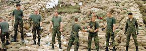 Flutkatastrophe vor 20 Jahren: Als an der Oder der Deich brach