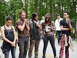 """Stuntman stirbt am Set: """"The Walking Dead"""" legt Drehpause ein"""