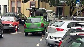 Kampf auf Deutschlands Straßen: Parkplatzsuche kostet über 60 Stunden im Jahr