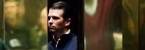 Früherer Sowjet-Offizier: Russischer Ex-Agent sprach mit Trump Jr.