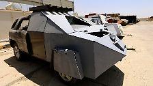 Fuhrpark des Todes: Die rollenden Bomben des IS