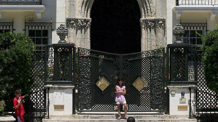 Heute ist die ehemalige Villa von Gianni Versace ein Luxushotel.