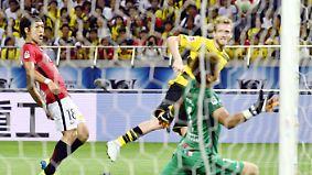 Mor-Gala und Götze-Comeback: BVB startet Asientour mit Sieg und Traumtor