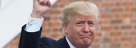 Unbeliebter als es Obama je war: Trumps Umfragewerte stürzen weiter ab