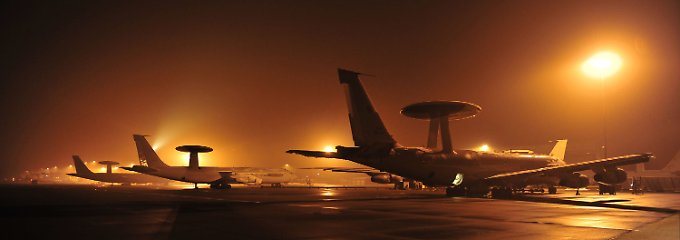 Streit um Luftwaffenbasis Konya: Nato drängt Türkei zu Besuchsrecht