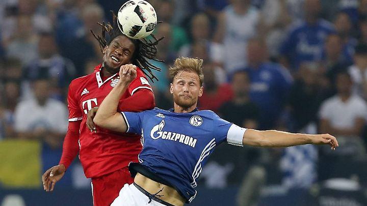 Sanches kann die magere Ausbeute von 17 Bundesliga-Einsätzen vorweisen: Selbst schuld, meint Rummenigge.