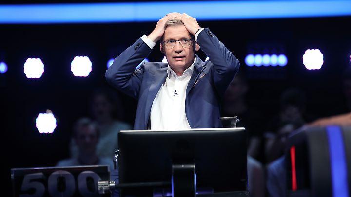 Günther Jauch machte alternative Vorschläge zu seiner Sendung.