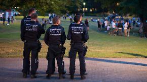 Schorndorf-Eskalation hat Nachspiel: Gewalt gegen Polizei besorgt die Politik