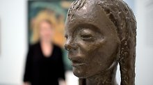 """Vor 80 Jahren eröffnet die Nazi-Ausstellung """"Entartete Kunst"""" in München."""