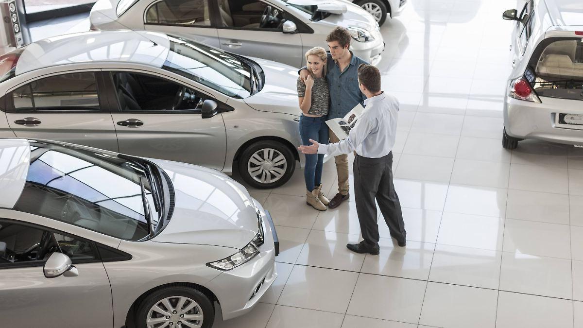 Diese Rechte haben Autokäufer