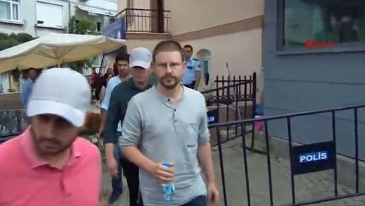 Wegen Workshop-Teilnahme: Türkische Behörden verhaften deutschen ...