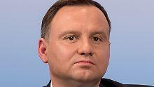 Wichtige Hürde für Justizreform: Polens Präsident stellt sich quer