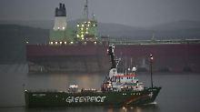 Enterung der Arctic Sunrise: Gericht verdonnert Russland zu Geldstrafe