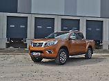 Der Nissan Navara NP300ist einer für alle Wege und dabei nicht nur ein schnöder Pick-up.