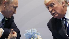 Am Rande des Gipfels: Trump verschweigt weiteres Treffen mit Putin