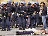 Der Tag: Polizei bestätigt Folter an G8-Demonstranten