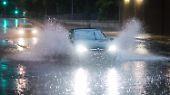 Auch in der Region Hannover werden Straßen überflutet.