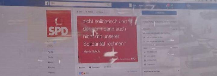 Stimmenfang mit personalisierter Werbung: So verlagern Parteien den Wahlkampf ins Netz