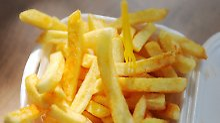 Eingeweichte Pommes: So soll Acrylamid reduziert werden
