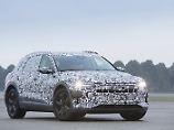 Audi schickt einen elektrischen Gran Turismo mit Crossoveranleihen ins Rennen.
