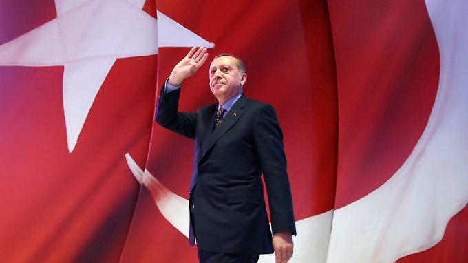Der türkische Präsident Erdogan hält die Reaktion aus Berlin für unannehmbar.