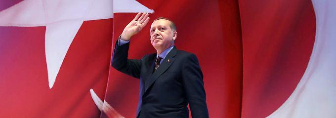 """Türkei verurteilt Neuausrichtung: Ankara: """"Wir akzeptieren das nicht"""""""