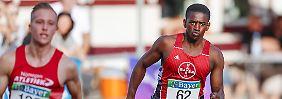 Fußballer, Boxer, Sprinter: Sportverbot macht Malutedi zum Multitalent