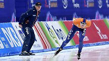 Der Sport-Tag: Schüsse bei Eisschnellauf-WM - Polizei fasst Verdächtigen
