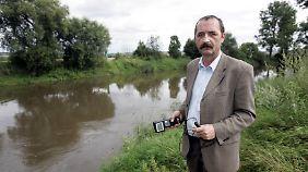 Mehr als zehn Jahre lange kämpften der inzwischen verstorbene Bürgermeister Werner Hartung und die Gemeinde Gerstungen gegen die K+S-Abwässer.