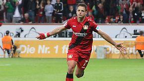 Ciao Chicharito, Martial zum VfL?: Transfersommer wirbelt durch die Bundesliga
