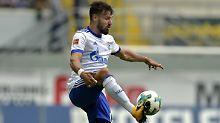 Der Sport-Tag: Schalke testet und erspielt Remis gegen Inter Mailand