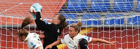 Frauenfußball-EM: DFB-Elf besiegt Italien nur mühsam