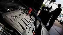 Wer zahlt Diesel-Nachrüstung?: Maas warnt Autobauer, Kosten abzuwälzen