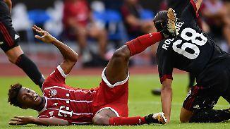 Heftige Klatsche beim ICC: Milan schießt die Bayern ab