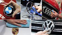 Konzerne unter Kartellverdacht: Deutsche Autobauer müssen viel erklären